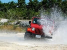 Cozumel Jeep Excursion to Passion Island